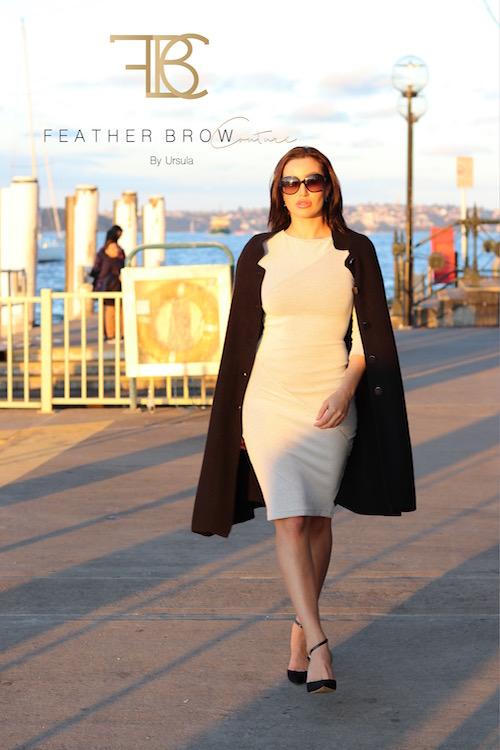 Ursula Cervellone Feather Brow Expert